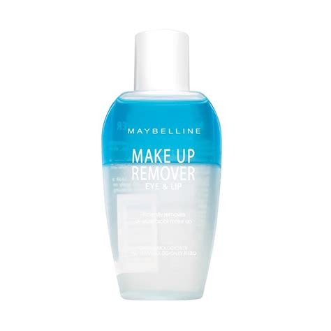 Makeup Remover Maybelline jual maybelline lip eye makeup remover 70 ml