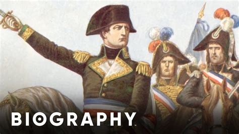 biography of napoleon bonaparte wikipedia mini bio napoleon youtube
