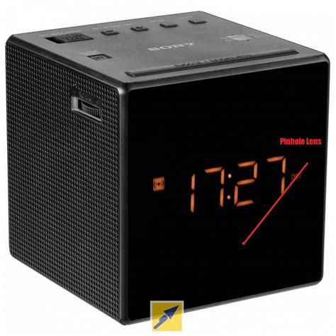 alarm clock wifi nanny with iphone android access