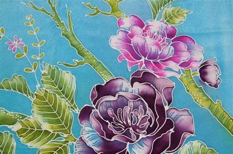 design batik lukis terkini border corak terkini joy studio design gallery best design