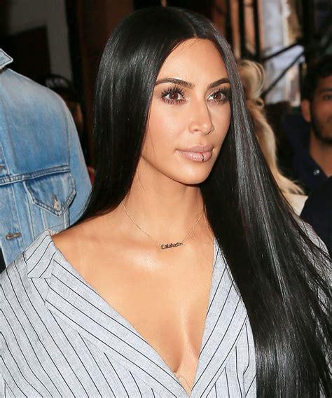 Kim Kardashian West's Favorite Lip Rings   InStyle.com