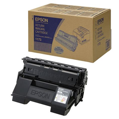 Catridge Epson Original Wadah Tintat07641 Black genuine epson m4000 imaging cartridge c13s051173