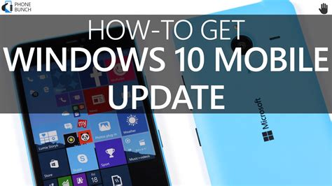 install windows 10 lumia 640 how to install windows 10 mobile update on your lumia 540