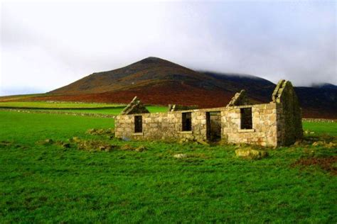 Cottages Ireland Ruins The Lonely Abandoned Cottages Of Britain