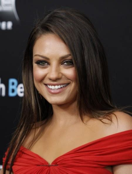 Mila Kunis Born With No by Mila Kunis Measurements Height Weight Bra Size Age