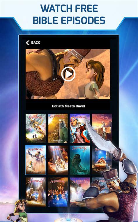 superbook kids bible   games amazoncouk