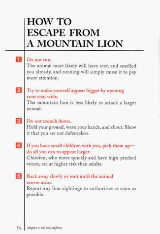 7 Worst Scenarios And How To Survive Them by The Worst Scenario Survival Handbook Buy In