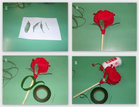 fiori di carta crespa spiegazioni my roseinitaly di carta crespa