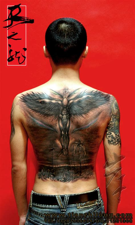 free tattoo designs back tattoo design