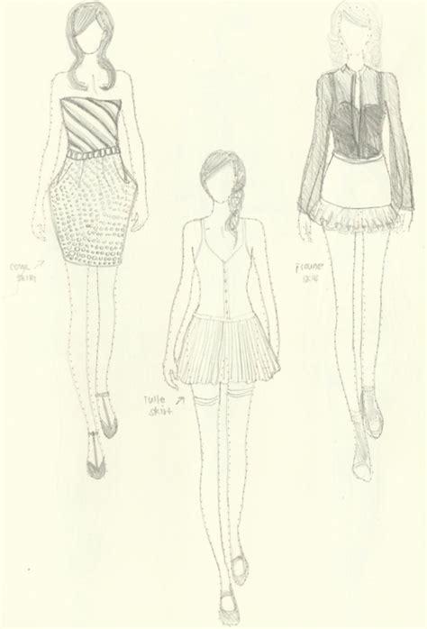 fashion design for beginners fashion sketches the aspiring designer