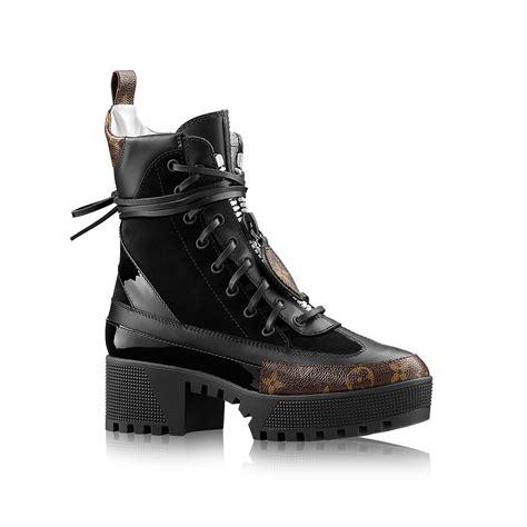 high heel desert boot laureate platform desert boot shoes louis vuitton