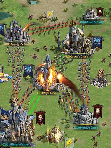 rise of the king rise of the kings for android free download rise of the kings apk game mob org