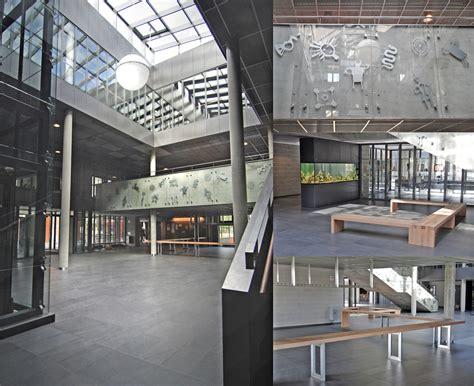 arch studio gallery of school in balsiai sigitas kuncevičius
