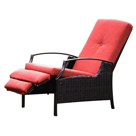 recliner garden chair aliexpress com buy naturefun indoor outdoor wicker