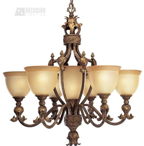 Thomasville Chandeliers Thomasville Lighting P4351 96c Lafayette Traditional 6 Light Chandelier Pg P4351 96c