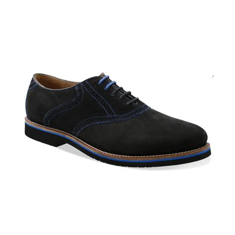 burlington shoes for g h bass co burlington plaintoe saddle shoes in black