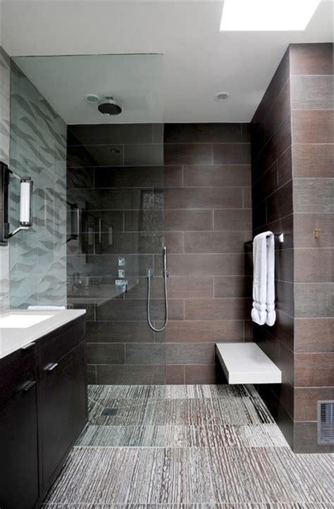 fascinating contemporary shower design ideas