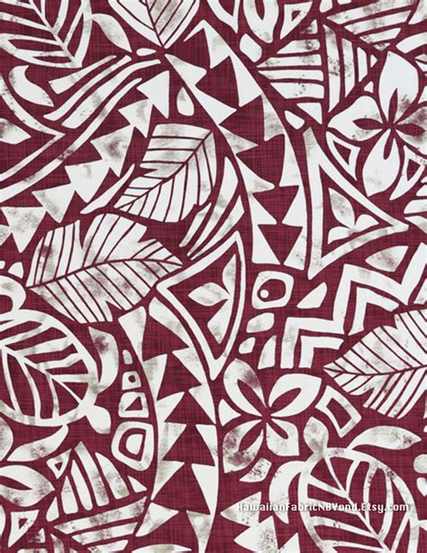 tattoo fabric polynesian fabric sea turtles tapa patterns and tropical