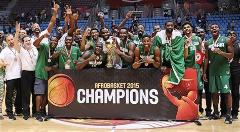 Calendario Knicks 2015 Nigeria S D Tigers Win 2015 Basketball