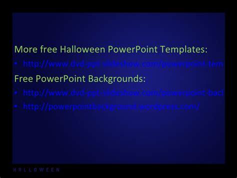 free halloween powerpoint templates 10