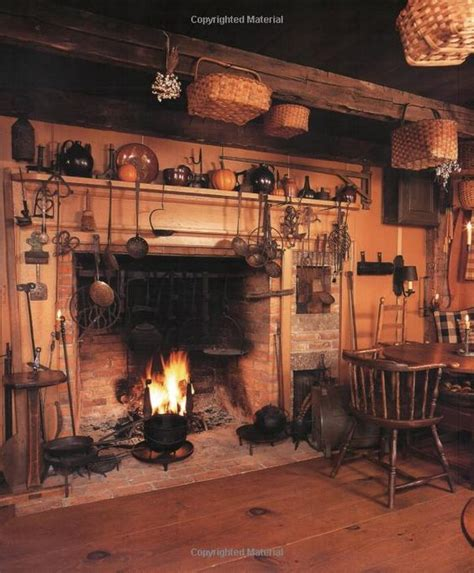 Colonial Fireplace by Colonial Style Colonial Country Style