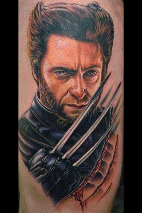 xmen tattoo ink master wolverine tattoo ink pinterest wolverine tattoo