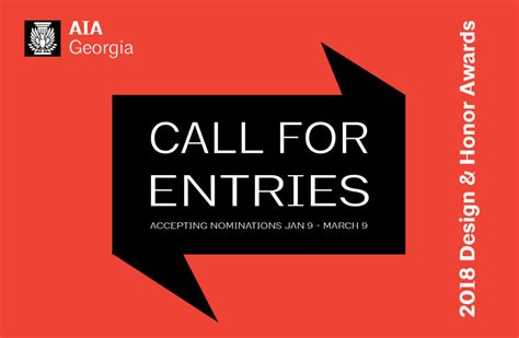 call for design proposals agi architects 2016 new year s aia georgia