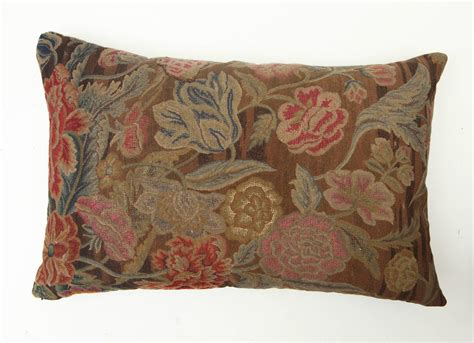 Needlepoint Pillows by Antique Needlepoint Pillows At 1stdibs