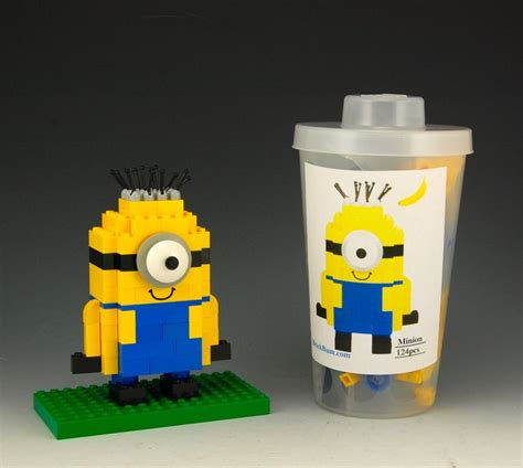 Lego Minion Tutorial | 12 best images about lego minions on pinterest mosaics