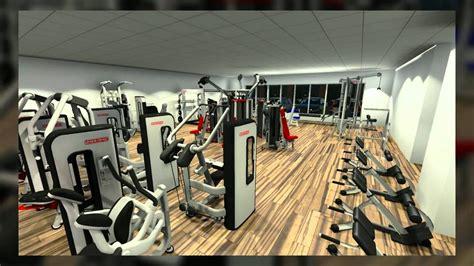 gym layout software gym 3d walkthrough star trac ecdesign youtube