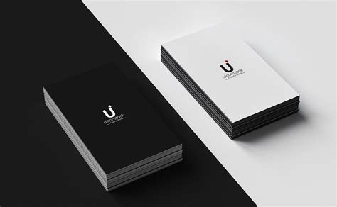 vertical business card template illustrator 25 free vertical business card mockups psd templates