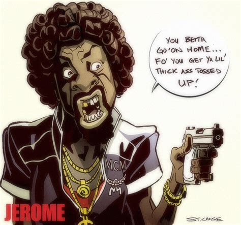 jerome in the house jerome2 by chaseconley on deviantart