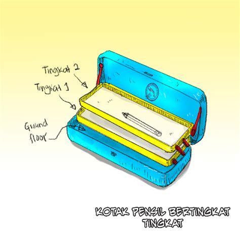 Kotak Pensil By Jackraft Un lanun ranggi top 3 kotak pensil paling lejen zaman