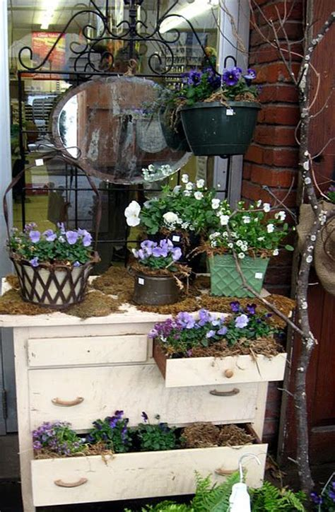 garden centre display benches 25 best ideas about garden center displays on pinterest