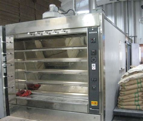 New Model Gas Deck Oven Bov Arf20h Oven Murah wp matador 5 deck oven model md230ts53 pre owned gas deck bakeryequipment is your bakery