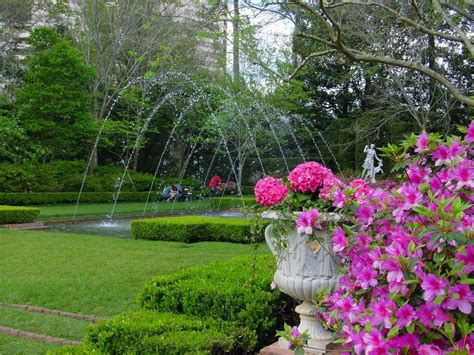 Bayou Garden by Bayou Bend Collection And Gardens