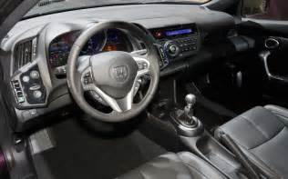 Honda Cr Z Interior 2013 Honda Cr Z Interior Photo 5