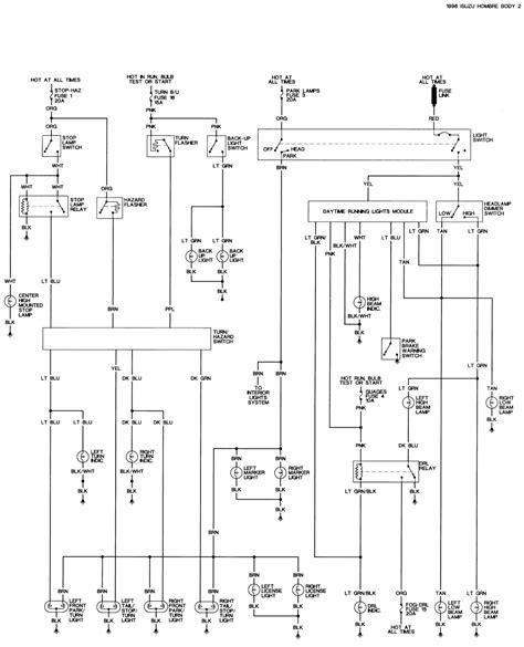 92 isuzu npr wiring diagram 92 get free image about