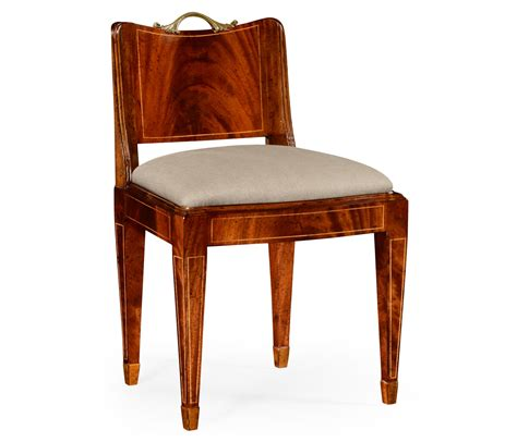 Jonathan Furniture by Low Back Regency Chair