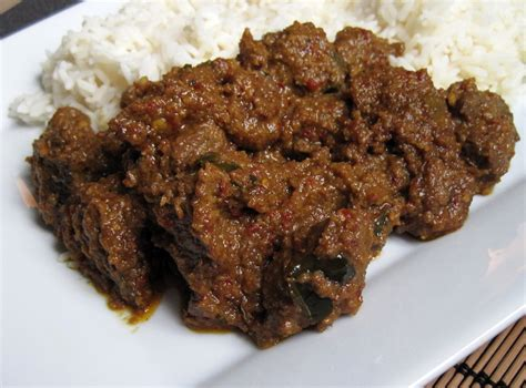 beef rendang recipe  comments slowcooking