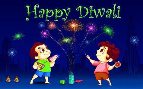 happy diwali celebration  fireworks animated hd wallpaper  desktop