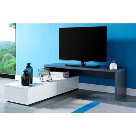Meuble Tv Blanc 120 Cm