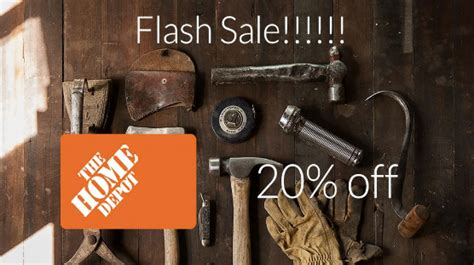 Home Depot Gift Card For Sale - weekend flash sale save 20 on home depot gift cards from giftme frequent miler