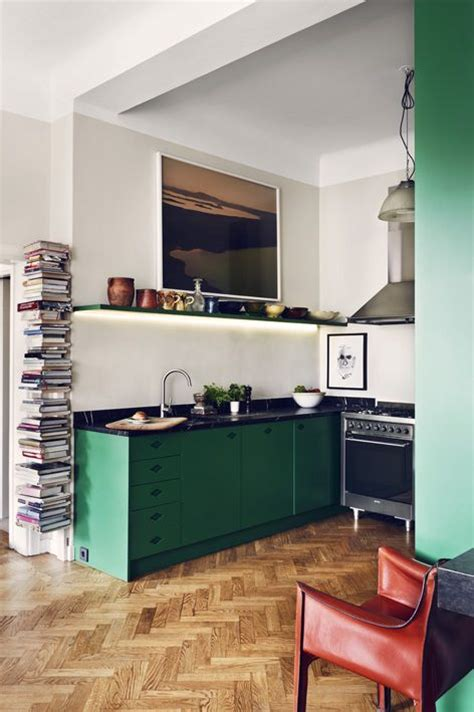 kitchens with shelves green 25 best ideas about cookbook shelf on pinterest