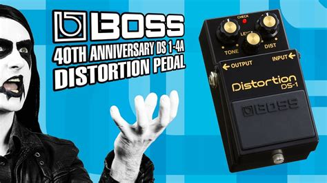 Ds 1 40th Anniversary ds 1 40th anniversary distortion pedal derringers