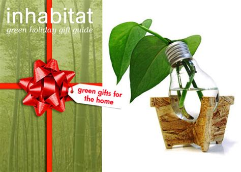 inhabitat green holiday gift guide eco friendly gifts for