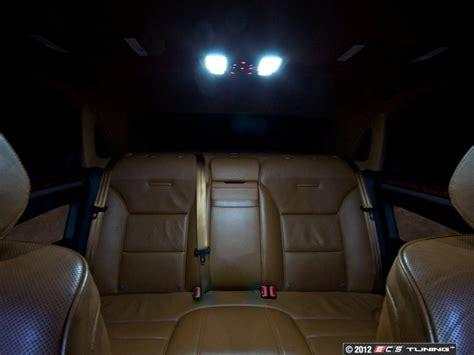 ecs news audi d3 a8 s8 led interior lighting