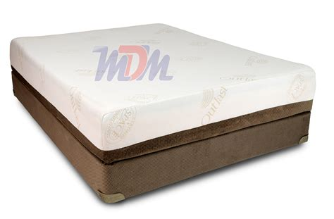 Gel Memory Foam Mattress Gemini Gel Infused W Affordable Luxury Memory Foam Mattress