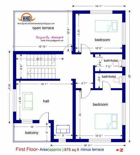 800 sq ft house plans home design 800 sq ft duplex house plan indian style