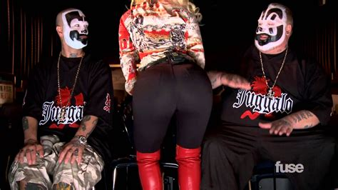 coco austin shakes  booty  icp faygoluvers